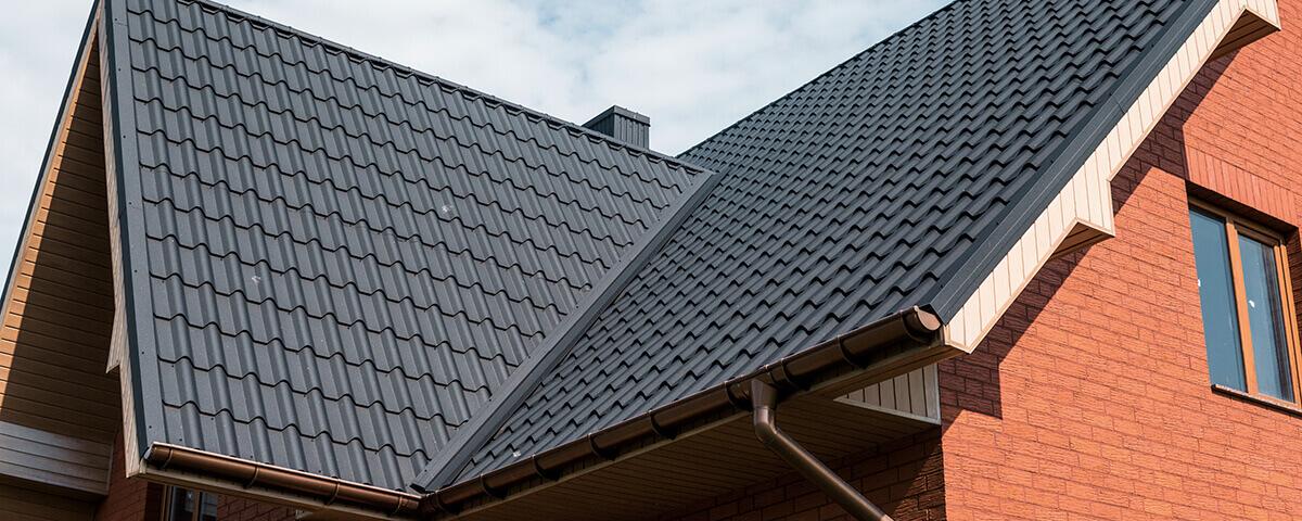高耐久の屋根