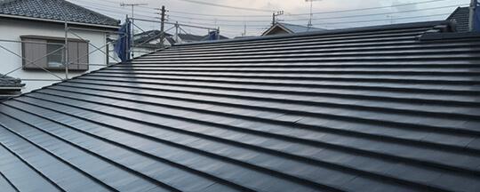 高耐久屋根材